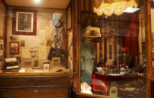 Kiev Gezilecek Yerler: One Street Museum Andrevski Yokuşu