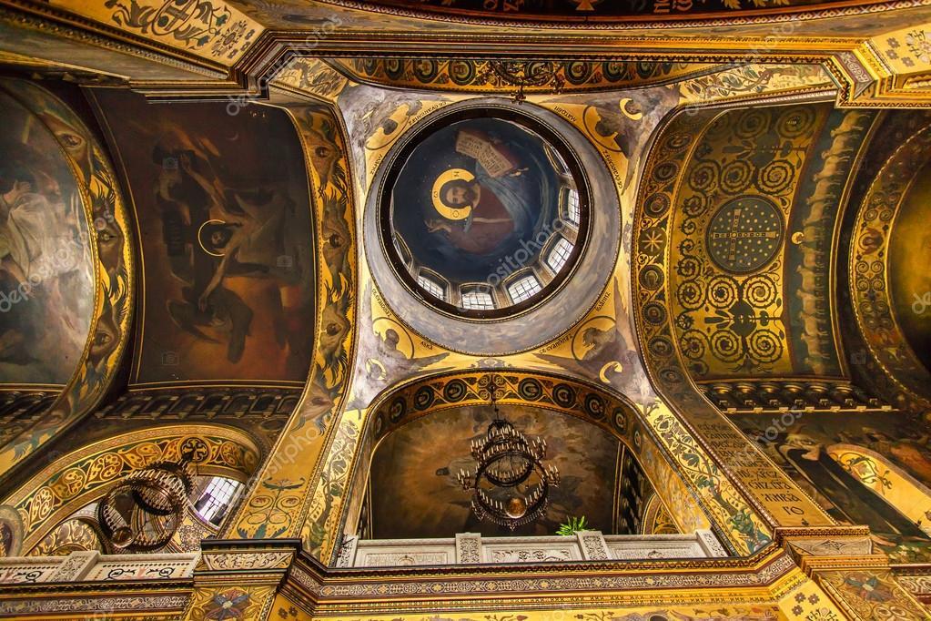 St.Volodymyr Cathedral -Aziz Volodymyr Katedrali Kiev gezi rehberi - hellofromworld