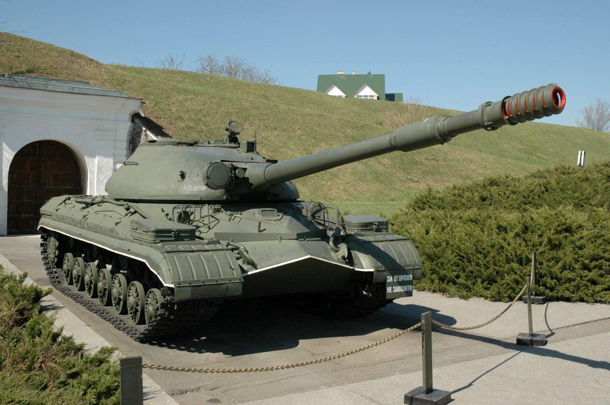 kiev gezilecek yerler - İkinci Dünya Savaşı'nda Ukrayna Tarihi Müzesi  - Tank - ZIS-3 - 1943