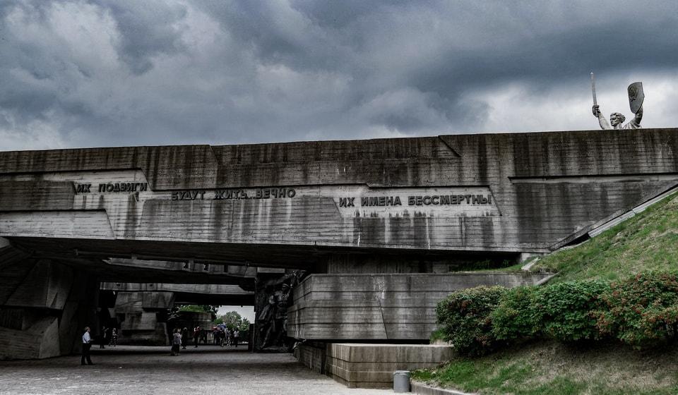 Kiev Gezilecek Yerler - İkinci Dünya Savaş'ında Ukrayna Tarihi Müzesi Kahramanlar Galerisi - kiev gezilecek yerler - İkinci Dünya Savaşı'nda Ukrayna Tarihi Müzesi  LOCAL CONFLİCTS' MUSEUM - YEREL SAVAŞLAR MÜZESİ