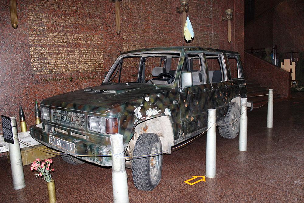 Kiev Gezilecek Yerler 8: İkinci Dünya Savaş' ında Ukrayna Tarihi Müzesi ve Anavatan Heykeli » www.hellofromworld.com