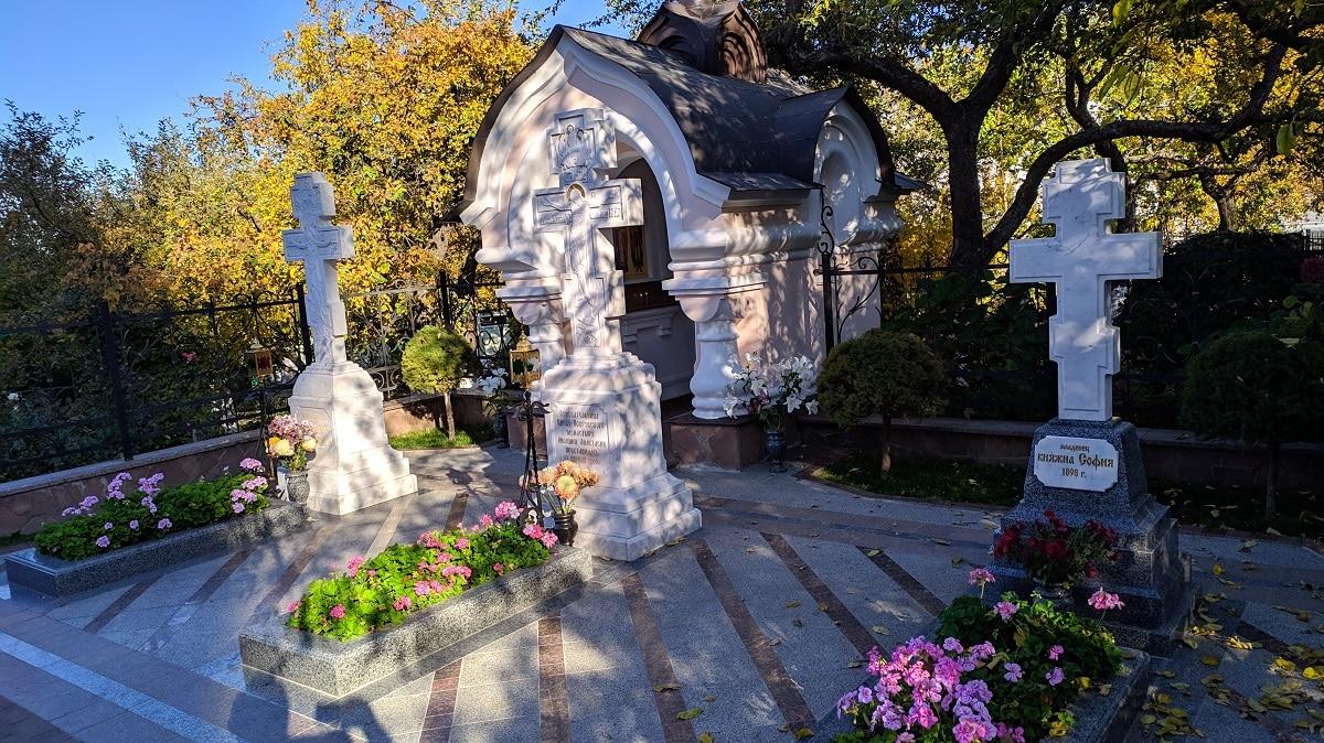 Kiev-Gezilecek yerler - Kiev St.Pokrovsky Monastery Gezi Rehberi